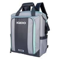 Igloo Switch Marine Backpack - Gray/Seafoam