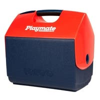Playmate Ultra Elite Cooler - Sea White/Red Sea