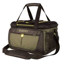 Igloo Outdoorsman Collapsible 50 - Tank Green/Black