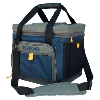 Igloo Outdoorsman Square 30 - Slate Blue/Tan
