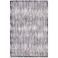 Safavieh Skyler Contemporary Grey / Purple Rug - 5'1' x 7'6'