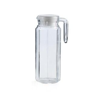"talise pitcher with lid, 38oz/1.1lt 4.92x3.35x9.45"""