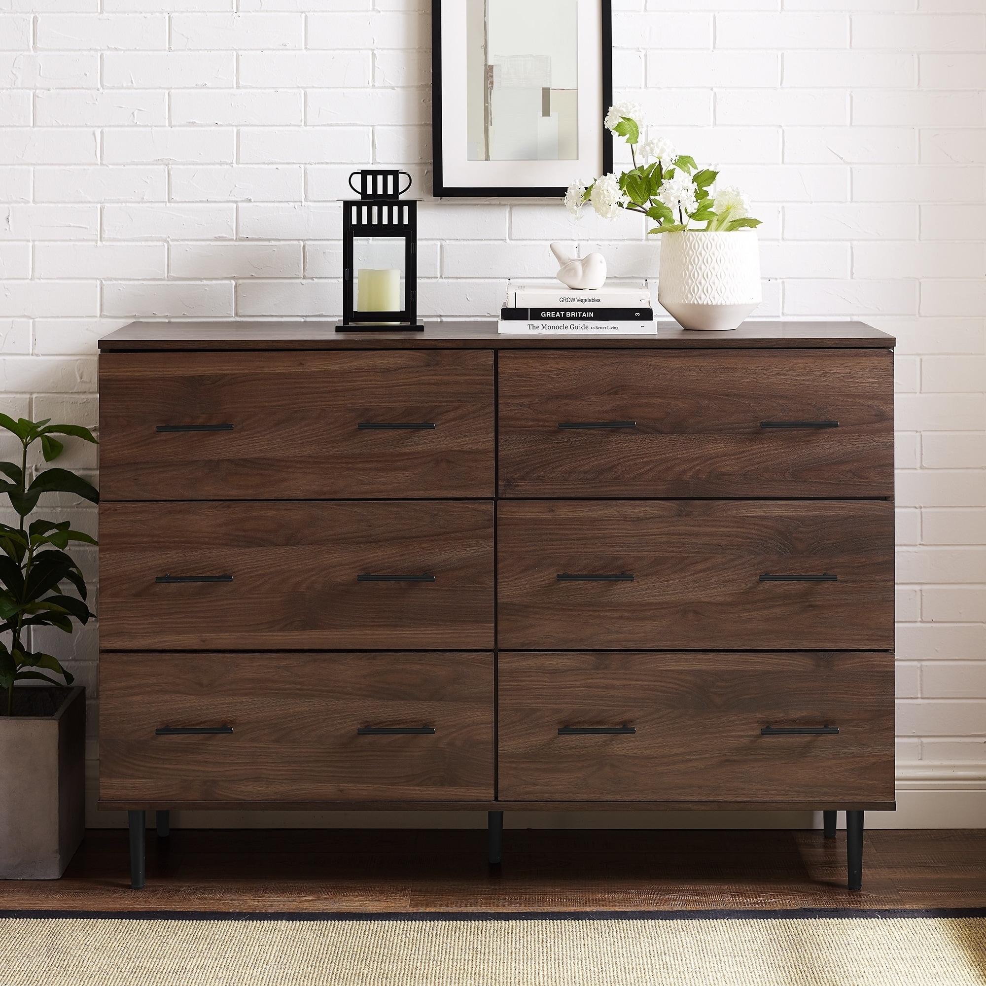 52 6 Drawer Dresser