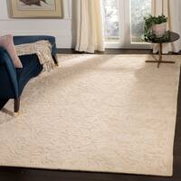 Safavieh Hand-Hooked Total Performance Traditional Ivory Rug - 8' x 10'