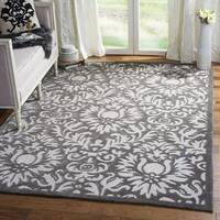 Safavieh Hand-Hooked Total Performance Traditional Stone Rug (9' x 12') - 9' x 12'