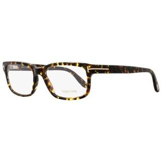 Tom Ford TF5313 056 Mens Vintage Havana/Gold 55 mm Eyeglasses - vintage havana/gold