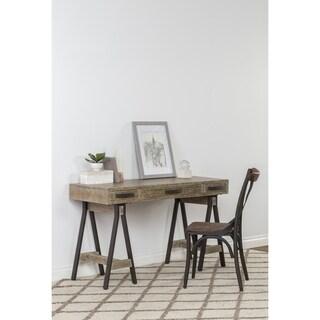 Amangansett 52 inch Desk by Kosas Home