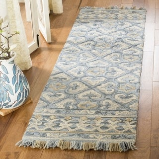 Shop Safavieh Handmade Wyndham Shubhra Modern Wool Rug