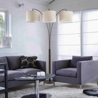 Buy arc floor lamps online at overstock our best lighting deals 84 inch novalit 3 arc espresso metal floor lamp mozeypictures Image collections