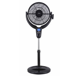 """Hunter 14"""" AirFlo 360 with LCD Display & Digital Thermostat"""