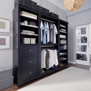 Bedford 3 Pc Closet Organizer