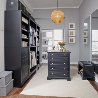 Bedford 5 Pc Closet Organizer