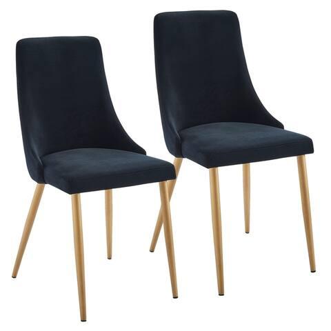 Carmilla-Side Chair-Set Of 2