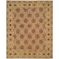 Sonata Antique Parchment Wool Handmade Area Rug - 8' x 10'