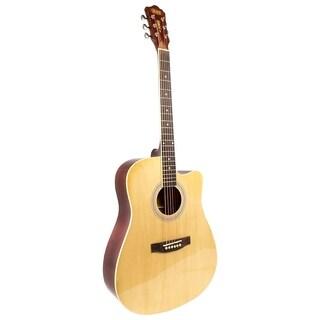 Girard Acoustic Guitar, Cutaway