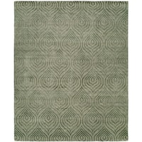Origins Stone Hand-Knotted Area Rug (10' x 14') - 10' x 14'