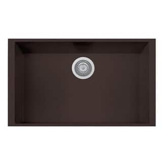 Buy Brown Kitchen Sinks Online at Overstock | Our Best Sinks Deals on 30 x 18 undermount sink, 70 30 kitchen sink, 30 copper kitchen sink, 22 x 22 stainless sink, 30 double kitchen sink, 30 x 16 kitchen sink, elkay revere sink, 30 silgranit kitchen sink, 30 drop in kitchen sink, 30 inch kitchen sink, sink strainers for kitchen sink, 30 x 20 kitchen sink, 30 apron kitchen sink, stainless steel single bowl kitchen sink, stainless steel deep sink, bronze kitchen sink, 30 stainless steel undermount sink, stainless steel double kitchen sink, 30 single kitchen sink, 33x19 single bowl kitchen sink,