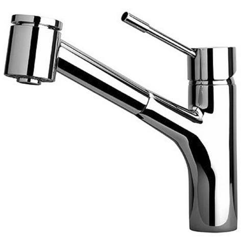 Handmade Elba Single Handle Pull-Out Kitchen Faucet
