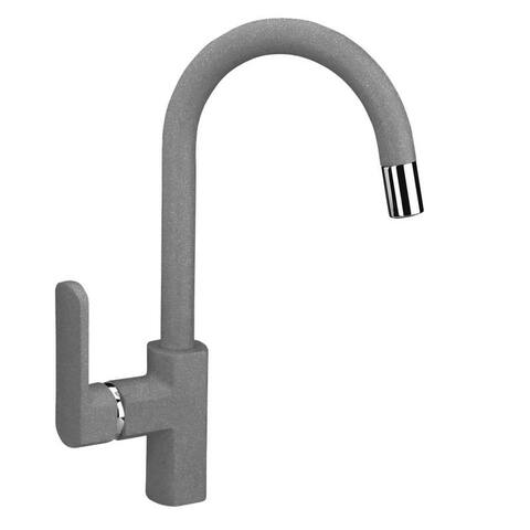 LaToscana PAMIX50E Single Handle Pull-Down Kitchen Faucet