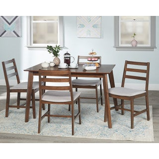 Simple Living Charlie 5 Piece Dining Set