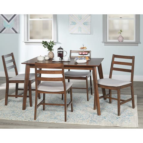 Simple Living Charlie 5-Piece Dining Set