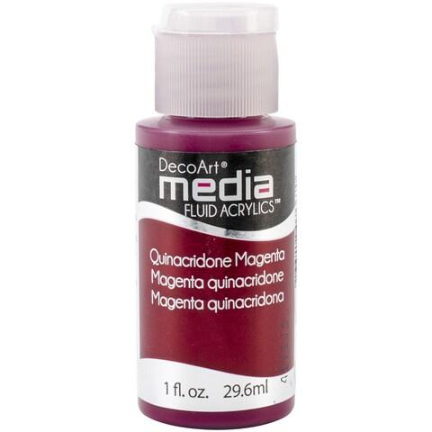 Media Fluid Acrylic Paint 1oz