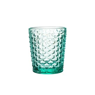 bistro weave green s/4 old glasses