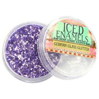 Iced Enamels German Glass Glitter .5oz