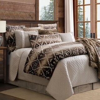 Chalet Aztec Duvet, Super King