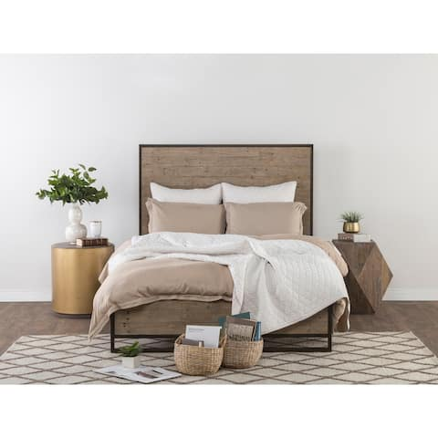 Norton Reclaimed Pine Bed by Kosas Home