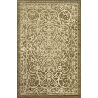 Maples Rugs Distressed Dover Area Rug - 7' x 10' (Option: Khaki)