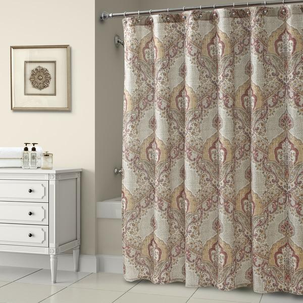 Shop Croscill Maya Shower Curtain On Sale Free