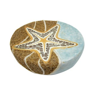 Croscill Mosaic Shell Soap Dish
