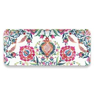 Indie Floral Rectangular Platter