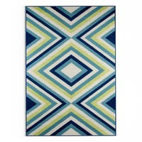 Carson Carrington Traskanda Multicolor Indoor/ Outdoor Area Rug - 8'6 x 13'