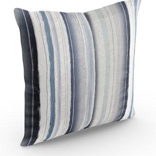 Carson Carrington Ronneby Striped Throw Pillow