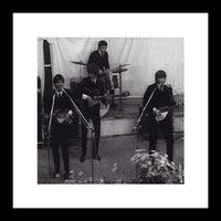 """The Beatles VIII Framed Photographic Print Under Glass"