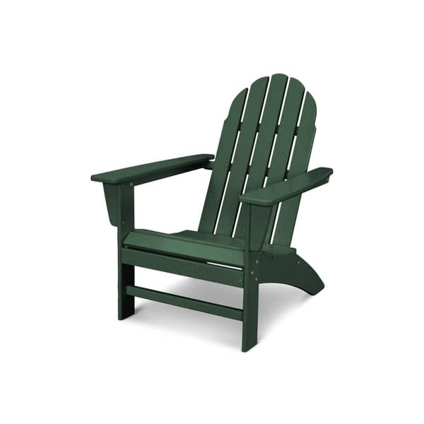 Awe Inspiring Shop Polywood Vineyard Outdoor Adirondack Chair Free Camellatalisay Diy Chair Ideas Camellatalisaycom