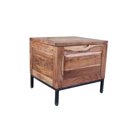 Chest side trunk table