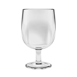 8.6 Oz Simple Stacking Clear Wine Goblet