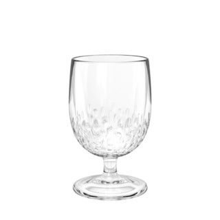 14.2 Oz Cabo Short Wine Goblet Clear