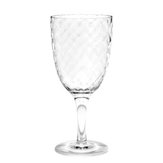 16 Oz Azura Goblet Clear