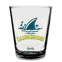 Landshark Logo 15 Oz Dof