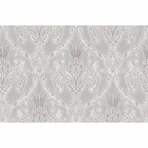 Grey Frazina Wallpaper