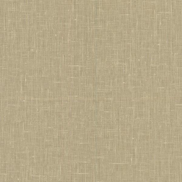 Shop Linge Brown Linen Texture Wallpaper - Free Shipping ...