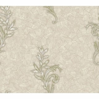 Neutrals Celine Sprig Wallpaper