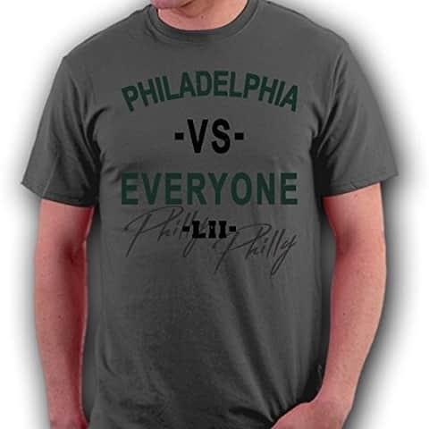 """Philadelphia VS Everyone"" Fan T-Shirt"