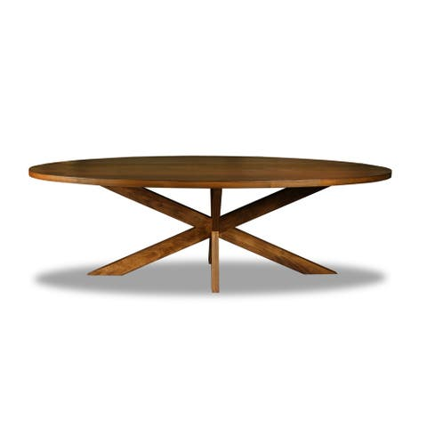 South Cone Home Hayden Oval Dining Table