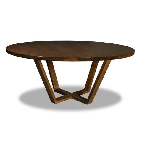 South Cone Home Allen Round Dining Table