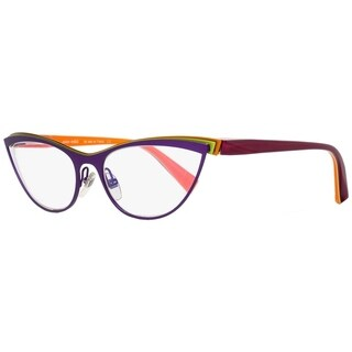 Alain Mikli A02003 M0JH Womens Purple/Green/Orange 56 mm Eyeglasses